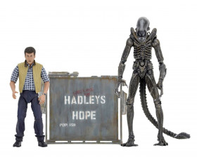 Фигурки Чужого — Neca Aliens 2-Pack Hadleys Hope