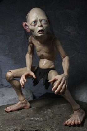 Фигурка Смеагол — Neca Lord of the Rings 1/4 Limited Edition Smeagol