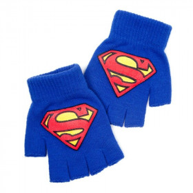 Перчатки Superman Gloves With Logo