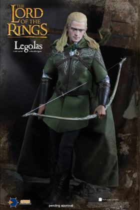 Фигурка Леголаса — Asmus Toys Lord of the Rings 1/6 Legolas