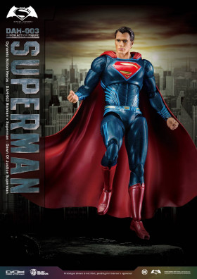 Фигурка Супермена — Dynamic 8ction Heroes 1/9 Superman