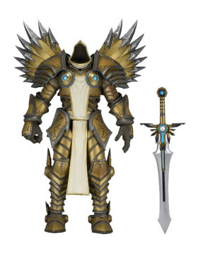 Фигурка Тираэль — Heroes of the Storm Neca Heroes of the Storm Series 2 Tyrael Action Figure