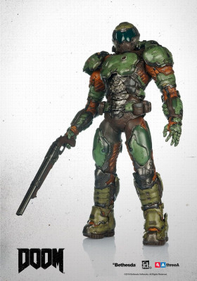 Фигурка Космоморпеха — ThreeA Doom 1/6 Marine
