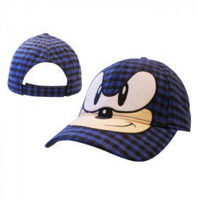 Бейсболка Соник - Sonic the Hedgehog Adjustable Cap