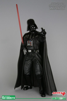 Фигурка Дарт Вейдер Возвращение Анакина — Kotobukiya Star Wars Darth Vader Return of Anakin ARTFX+