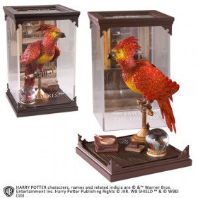 Фигурка Fawkes — Noble Collection Harry Potter Magical Creatures