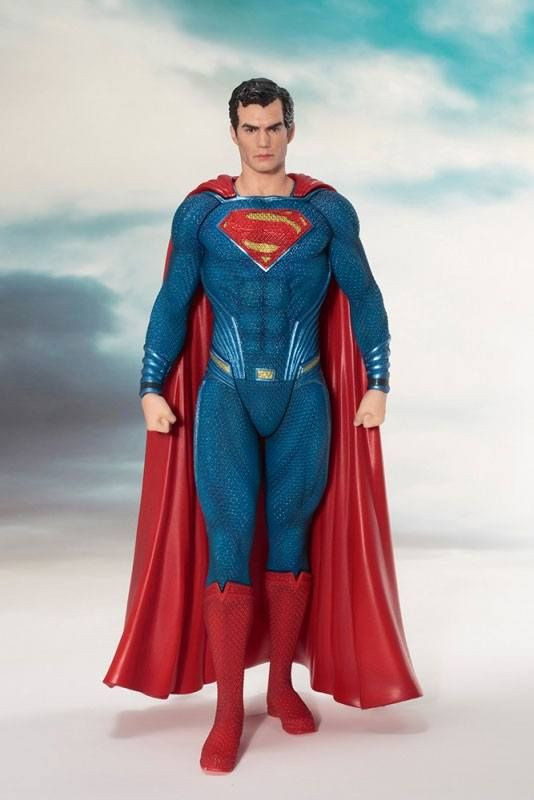 Фигурка Супермена — Justice League ARTFX+ 1/10 Superman