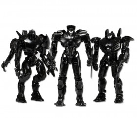 Набор фигурок Егери — Neca Pacific Rim SDCC 2014 Exclusive 3-Pack