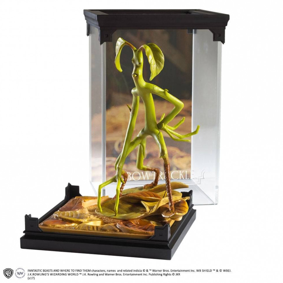 Фигурка Bowtruckle — Noble Collection Fantastic Beasts Magical Creatures