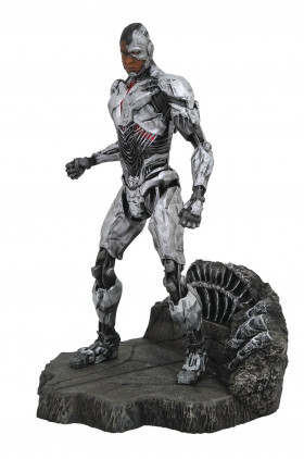 Фигурка Киборга — Justice League DC Gallery PVC Cyborg