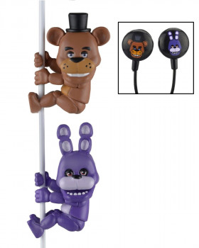 Набор Five Nights at Freddys — Scalers Earbuds Freddy Bonnie