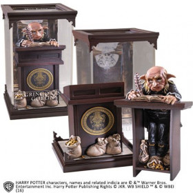 Фигурка Gringotts Goblin — Noble Collection Harry Potter Magical Creatures