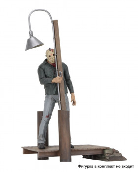 Набор аксессуаров — Neca Friday 13th Camp Crystal Lake Set