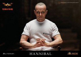 Фигурка Лектера — Blitzway Silence of the Lambs 1/6 Hannibal Lecter Prison Uniform