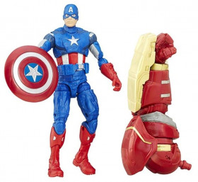 Фигурка Капитана Америки — Hasbro Marvel Legends Avengers Captain America