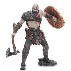 Статуэтка Кратоса - God of War 4 NECA 20 см.