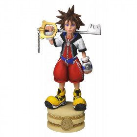 Фигурка Kingdom Hearts Sora Сора (15см)