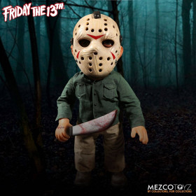 Фигурка Джейсона — Mezco Friday the 13th Mega Scale Jason Voorhees Sound