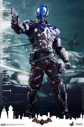 Фигурка Рыцаря Аркэма — Hot Toys Batman Arkham Knight 1/6