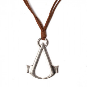Кулон Assassin's creed Necklace with logo