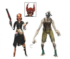 Набор фигурок — Crawler & Ladysmith Splicers Neca Bioshock 2