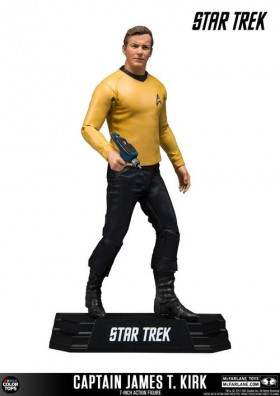 Фигурка Кирка — McFarlane Toys Star Trek TOS Captain James T. Kirk
