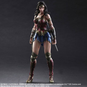 Фигурка Чудо-Женщины — Square Enix Play Arts Kai BvS Wonder Woman