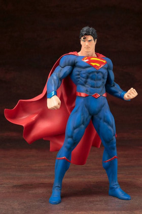 Фигурка Супермена — Kotobukiya DC Comics ARTFX+ 1/10 Superman Rebirth
