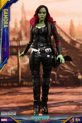 Фигурка Гаморы — Hot Toys MMS483 Guardians of the Galaxy 2 1/6 Gamora