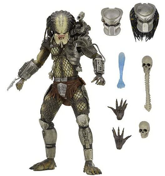 Фигурка Хищника — Neca Predator Ultimate Jungle Hunter