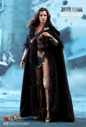 Фигурка Чудо-Женщины — Hot Toys Justice League 1/6 Wonder Woman Deluxe