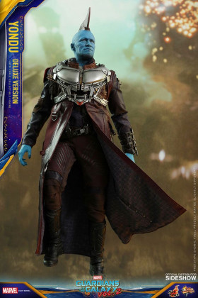 Фигурка Йонду — Hot Toys MMS436 Guardians of the Galaxy 2 1/6 Yondu Deluxe