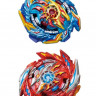 Набор волчков + арена BEYBLADE - Super king Battle Set B-162 Takara Tomy