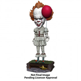 Башкотряс Пеннивайз — Neca It 2017 Head Knocker Pennywise