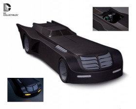 Модель Бэтмобиль Batman The Animated Series — DC Collectibles Batman The Animated Series Vehicle Batmobile