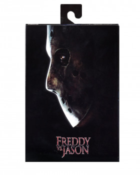 Фигурка Джейсон Вурхиз — Neca Freddy vs Jason Ultimate Figure