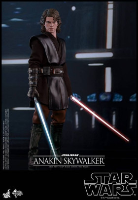 Фигурка Анакина Скайуокера — Hot Toys Star Wars 1/6 Anakin Skywalker