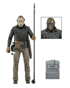 Фигурка Джейсон — Neca Friday The 13th Part 6 Ultimate Jason
