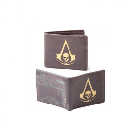 Кошелек Assassin's Creed - Wallet With Golden Logo