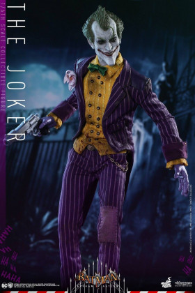 Фигурка Джокера — Hot Toys Batman Arkham Asylum 1/6 The Joker