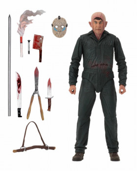 Фигурка Roy Burns — Neca Friday the 13th 5 Ultimate
