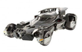 Модель Бэтмобиля — Hot Wheels Batman vs Superman Diecast 1/18 Batmobile Elite