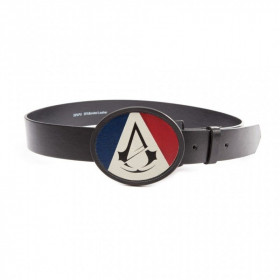 Ремень Assassin's Creed Unity - Oval Buckle With (116см)