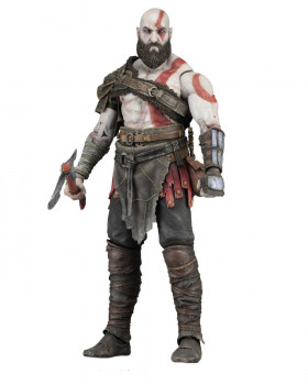 Фигурка Кратоса — Neca God of War 2018 Kratos