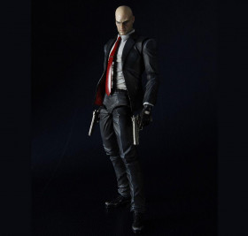 Фигурка Хитман (Hitman) Absolution: Agent 47 (17 см.)
