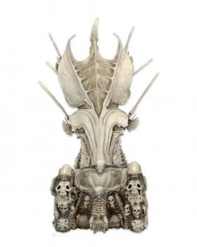 Трон Хищников — Neca Predator Diorama Bone Throne