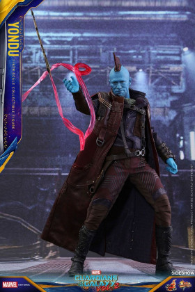 Фигурка Йонду — Hot Toys MMS435 Guardians of the Galaxy 2 1/6 Yondu